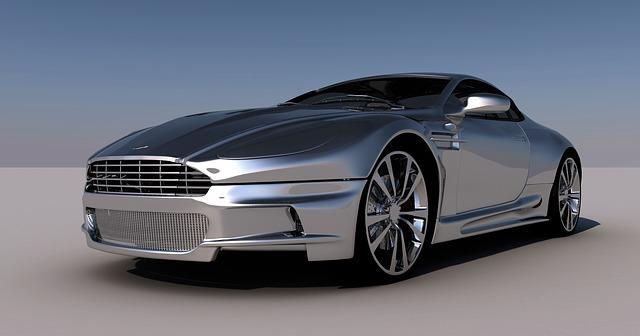 luxusní Aston