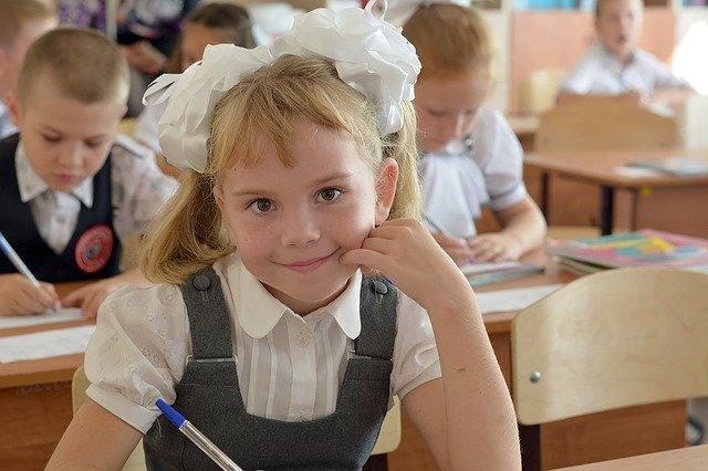 dítě ve školním věku