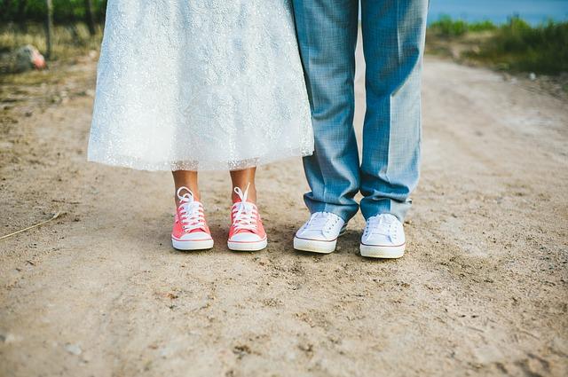Zábavné svatební odpoledne