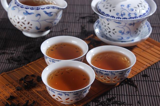 Klasický černý čaj